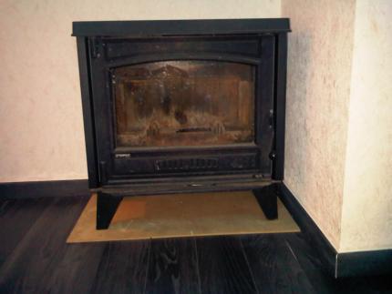 poele a bois supra p 44cm h 77cm l 74cm appel entre. Black Bedroom Furniture Sets. Home Design Ideas