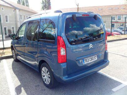 Le Bon Coin Citroen Berlingo Multispace Pack 16 Hdi 110