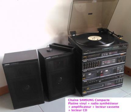 lecteur de cd samsung lecteur de disque compact scm 7500. Black Bedroom Furniture Sets. Home Design Ideas